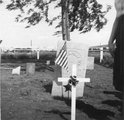The Grave of Thompson Mead, 1958