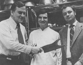 J. McCook, Bill Ross, John Barry