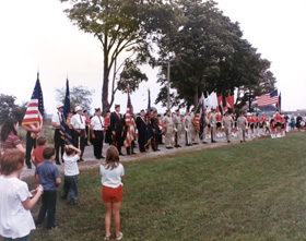 The Rededication