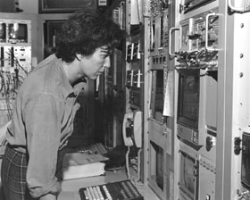 Later, physicist Helen Edwards was part of the team of Fermilab employees working on the 500 BeV project