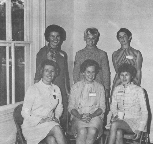 The National Accelerator Laboratory Women's Organization